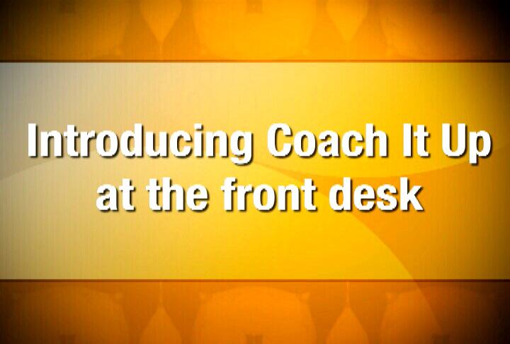 Coach it Up Training